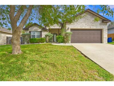 New Braunfels Single Family Home For Sale: 2039 Sungate Dr