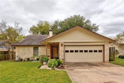 Austin Single Family Home For Sale: 2301 Shiloh Dr