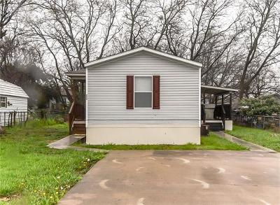 Harker Heights Mobile/Manufactured For Sale: 332 Clore Rd