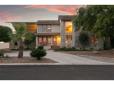 New Braunfels Single Family Home For Sale: 12 Trail Vw