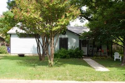 Travis County Single Family Home For Sale: 4804 Rowena Ave