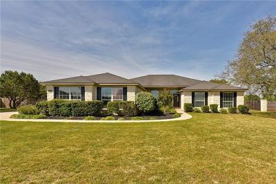 Liberty Hill Single Family Home For Sale: 213 Polo Pony
