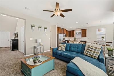 Buda Single Family Home Pending - Taking Backups: 422 Twisted Oaks Ln