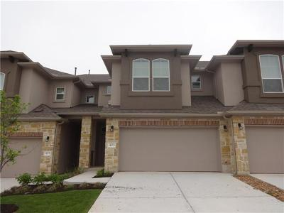 Pflugerville Condo/Townhouse For Sale: 403 Rhetoric Way