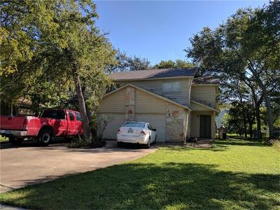 Austin Multi Family Home Pending - Taking Backups: 9005 Sawtooth Ln