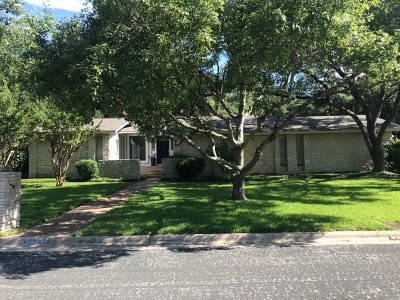 Austin Single Family Home For Sale: 9443 Spring Hollow Dr