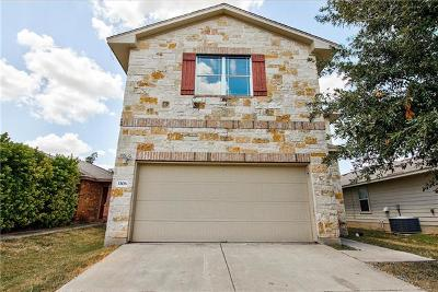 Austin Single Family Home For Sale: 3306 Wickham Ln