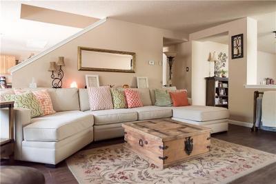 Cedar Park Single Family Home For Sale: 703 Kettering Dr