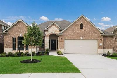Leander Single Family Home For Sale: 1637 Amarone Dr