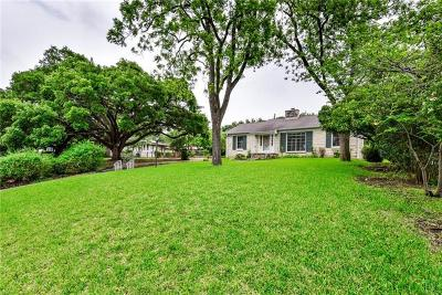 Austin Single Family Home For Sale: 2519 Hartford Rd