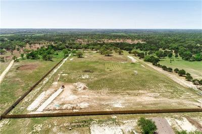 Liberty Hill Residential Lots & Land For Sale: Montrose Dr