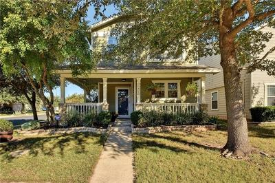 Hays County, Travis County, Williamson County Single Family Home For Sale: 2200 Melissa Oaks Ln