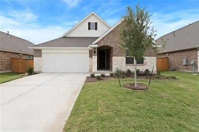 Pflugerville Single Family Home For Sale: 4121 Gildas Path