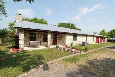 Buda Single Family Home Pending - Taking Backups: 1401 Hillside Ter