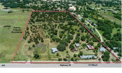 Farm For Sale: 15850 W State Highway 29