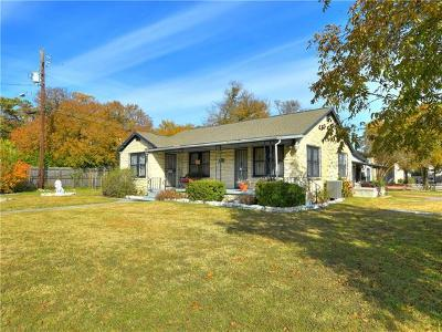 Single Family Home For Sale: 2612 Wheless Ln