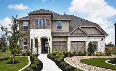Leander Single Family Home For Sale: 2305 Millbrook Loop