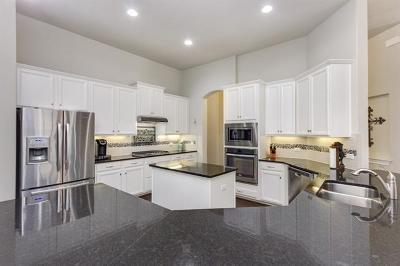 Leander Single Family Home For Sale: 4209 Valley Oaks