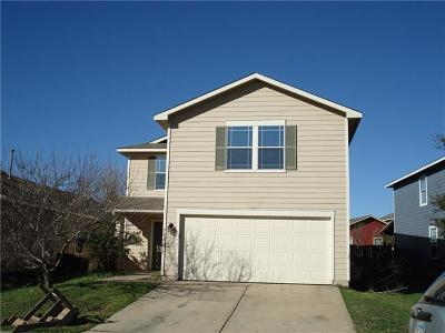 Hays County, Travis County, Williamson County Single Family Home For Sale: 3412 Sand Dunes Ave