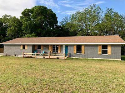 Leander Single Family Home For Sale: 901 S Gabriel Dr