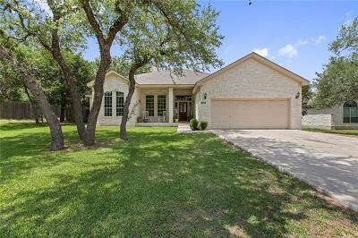 Travis County Single Family Home For Sale: 408 Cargill Dr
