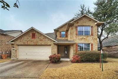 Travis County Single Family Home For Sale: 10820 Sky Rock Dr
