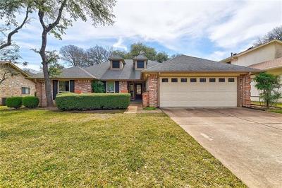 Single Family Home For Sale: 7303 Tanbark Cv