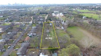Austin Residential Lots & Land For Sale: 1123 Tillery St