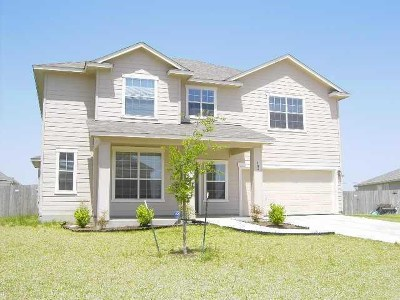 Hutto Rental For Rent: 104 Hyltin St