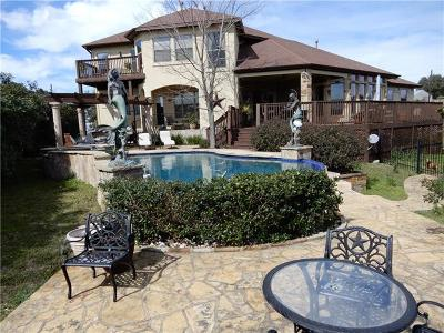 Leander Single Family Home For Sale: 1016 La Cantera