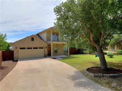 Dripping Springs Single Family Home For Sale: 10815 Oakwood Cir