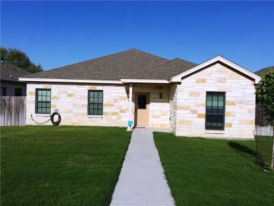 Lampasas Single Family Home For Sale: 23 Samac Ln