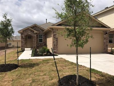Pflugerville Rental For Rent: 3421 Couch Dr