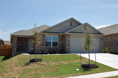 Pflugerville  Single Family Home For Sale: 13205 Henneman Dr