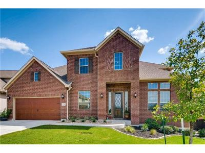 Leander Single Family Home Pending - Taking Backups: 2228 Long Bow Dr