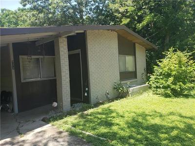 Lockhart Single Family Home For Sale: 703 Rosewood St