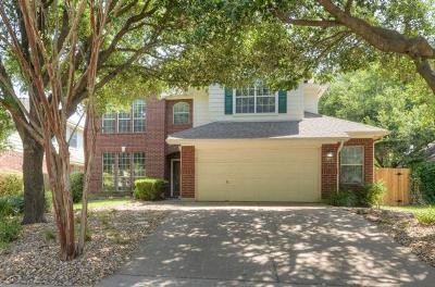 Travis County Single Family Home For Sale: 1918 Chasewood Dr