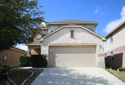 Pflugerville Single Family Home For Sale: 3513 Tralagon Trl