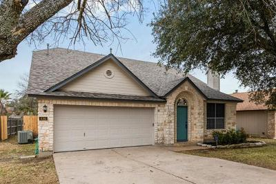 Single Family Home For Sale: 606 Cactus Flower Dr