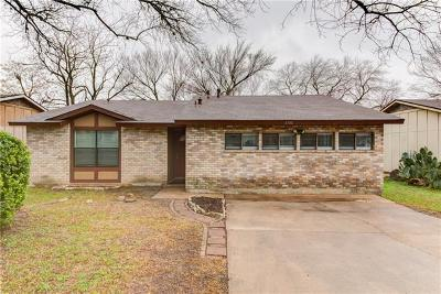 Austin Single Family Home For Sale: 6500 Capriola Dr