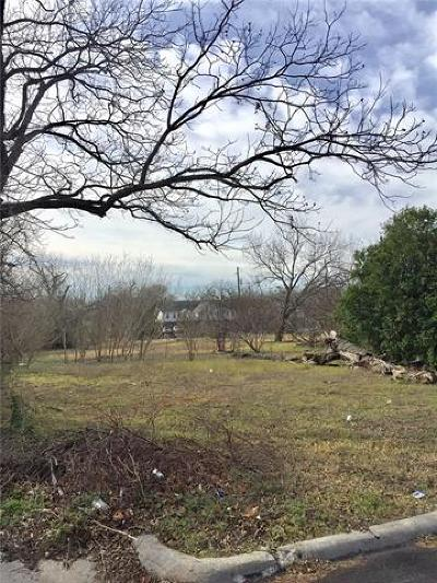 Residential Lots & Land For Sale: 1301 West St
