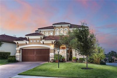 Austin Single Family Home For Sale: 102 Indigo Run Cv