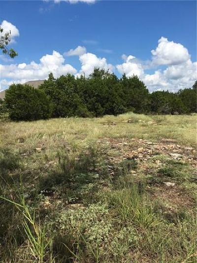 Georgetown Residential Lots & Land Pending - Taking Backups: 421 Chaparral Rd
