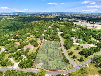 Leander Residential Lots & Land For Sale: 13400 Vista Oaks Dr
