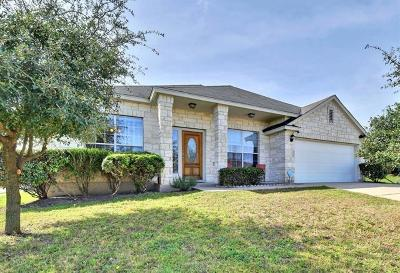 Pflugerville Single Family Home For Sale: 1645 NE Whittard Of Chelsea Ln