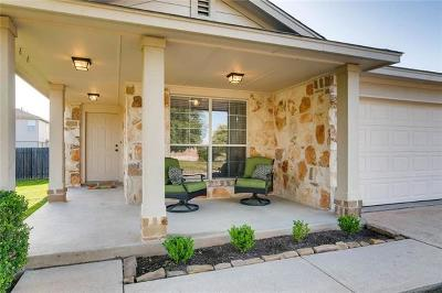 Leander Single Family Home For Sale: 1202 Remington Dr