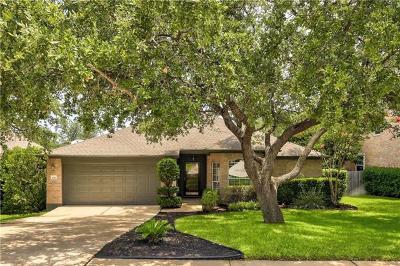 Cedar Park Single Family Home Pending - Taking Backups: 1011 Savanna Ln