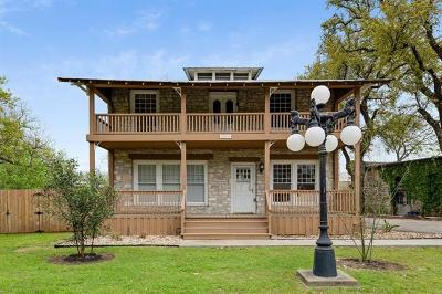 Liberty Hill Single Family Home For Sale: 3315 Ranch Road 1869
