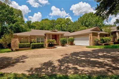 Single Family Home For Sale: 2101 Hazeltine Ln