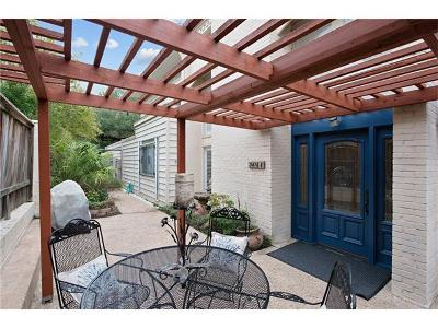 Austin Condo/Townhouse For Sale: 3416 E Pecos St W #B